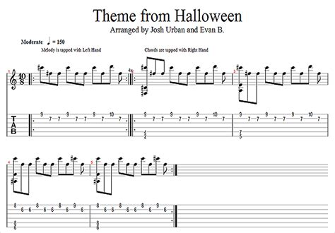 theme songs halloween how to play the theme from halloween the super shred way