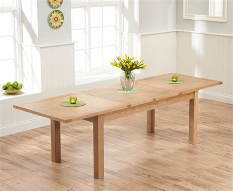 Somerset Dining Table Somerset 180cm Oak Extending Dining Table With Brown Fabric Chairs The Great Furniture