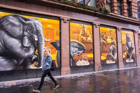graffiti wallpaper glasgow glasgow artists and their best street art murals the