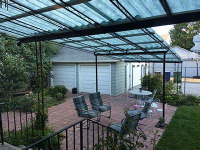 fiberglass awning panels fiberglass panels for awnings carports and deck dipcraft