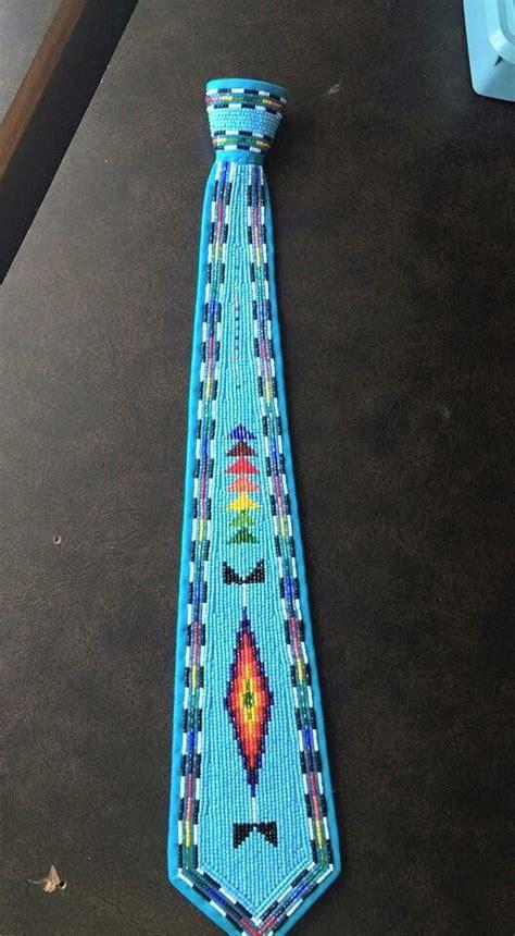 how to tie a bead bracelet neck tie beaded beading neck ties