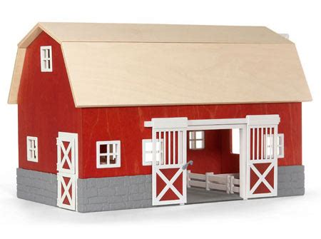 Plastic Barn schleich big barn