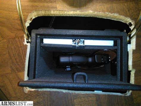 Biometric Gun Safe Nightstand by Armslist For Sale Concealed Gun Safe Stand