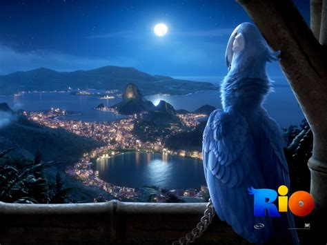 Film Of Blu | blu in rio movie the best wallpapers of the web