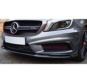 CarbonWurks Custom Carbon FibreMercedes AMG Grille Badge