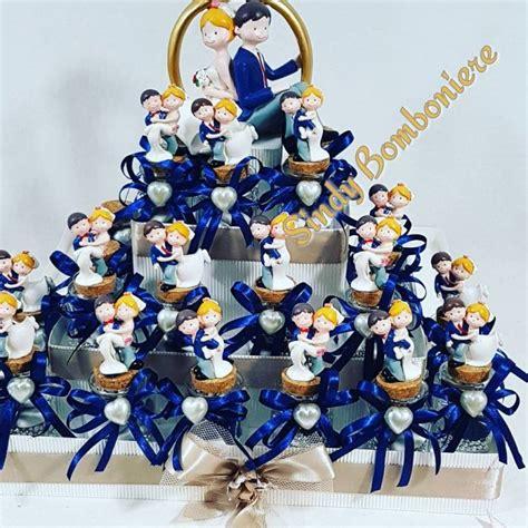porta confetti matrimonio torta bomboniere sposini vasetti porta confetti matrimonio