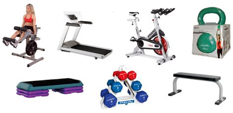 top 2 stores for buying fitness equipment kerry