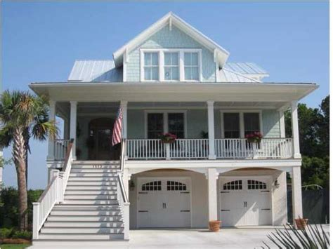 Coastal Home Designs | small beach house exteriors coastal cottage exterior house