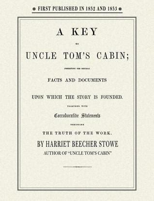 Tom Cabin Chapter Summaries by A Key To Tom S Cabin Summary And Analysis Like Sparknotes Free Book Notes