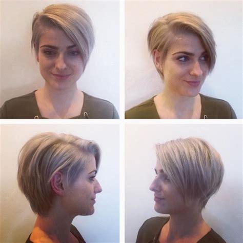 cortes de pelo largo para caras redondas 16 ideas lindas f 225 cil corte de pelo corto para caras