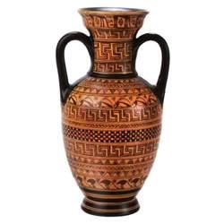 greek vase amphora replica 6 1 2 quot getty store