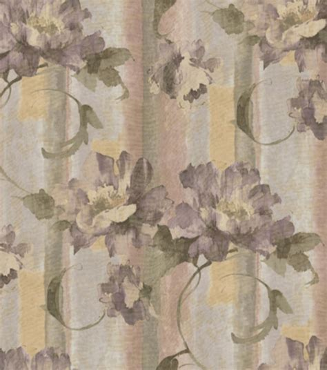 fabric home decor home decor fabric richloom lumen amethyst at joann com