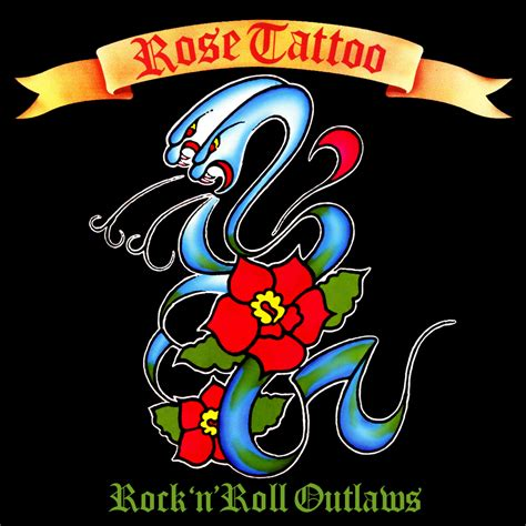 rose tattoo album covers fanart fanart tv