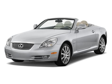 lexus convertible 2008 2009 lexus sc430 reviews and rating motor trend