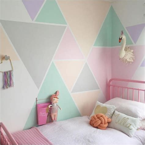 paint for kids room best 25 geometric wall ideas only on pinterest