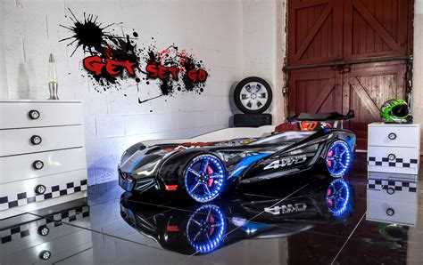 car cing bed flash gt racing car bed black car bed shop
