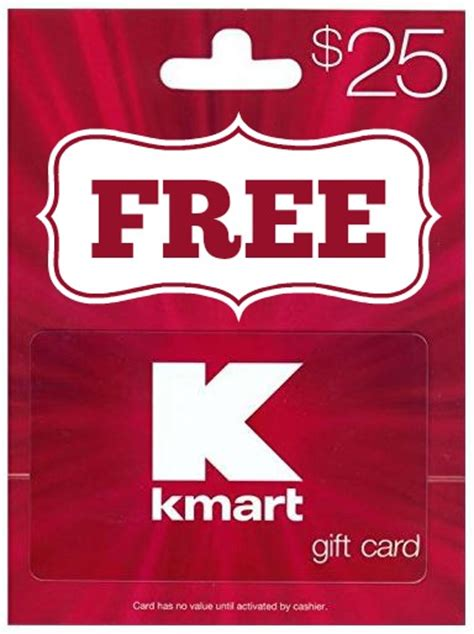 Gift Cards Available At Kmart - winner 25 giveaway for sywr clients