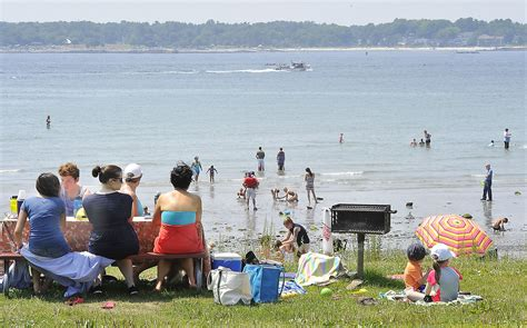 boat launch kittery maine summer fun at maine beaches the portland press herald