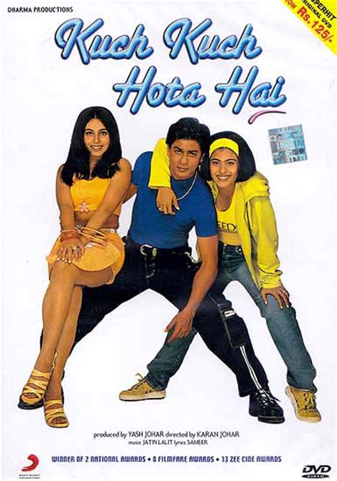 kuch kuch hota hai with subtitles something happens a sweet tale of friendship and