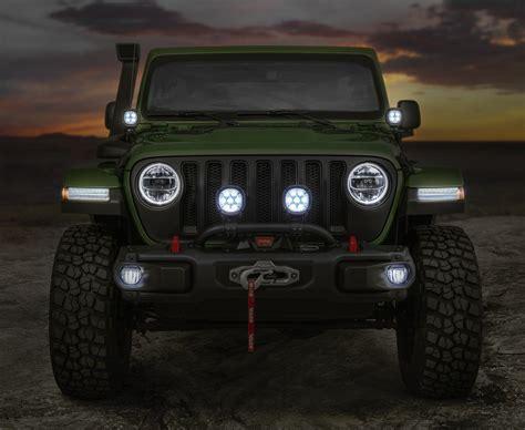 mopar jeep wrangler mopar presents jeep wrangler blue crush autoevolution