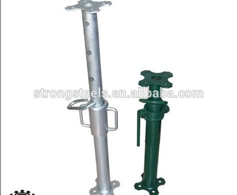 L Post Prop by Qingdao Strong Slab Props Shoring Post