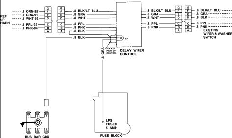 need a wiring diagram for 1983 chevy s 10 wiper motor