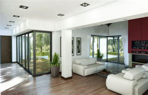 living room glass length window living interior design ideas
