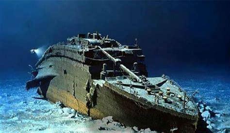 wann ist die titanic gesunken das titanic wrack ist zur m 252 llhalde verkommen easyvoyage