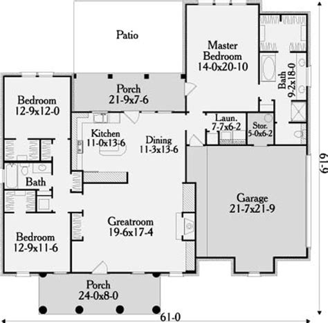 larry james house plans house plan 9810 larry james associates inc