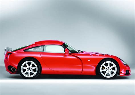 Tvr Automobile Luxury Automobiles