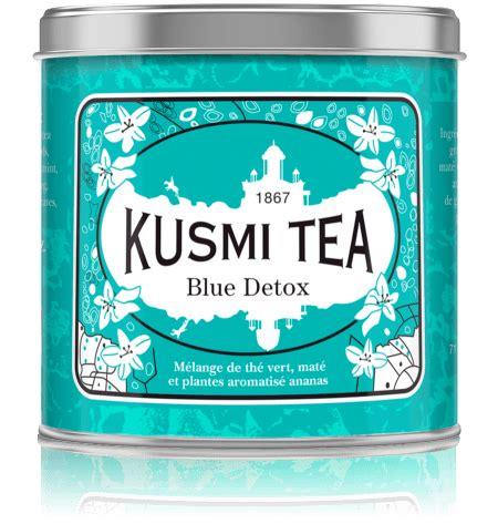 Detox Kusmi Tea by Blue Detox Kusmi Tea
