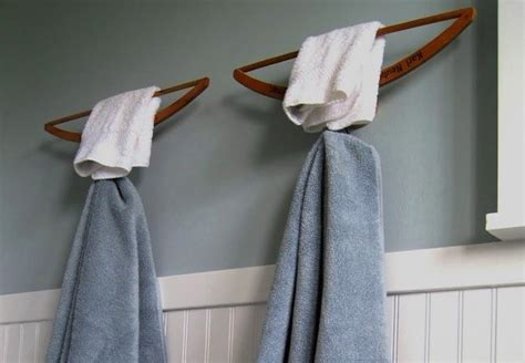 Ways To Hang Towels In Bathroom » Home Design 2017