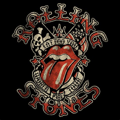 rolling stones shop tattoo you tour the rolling stones