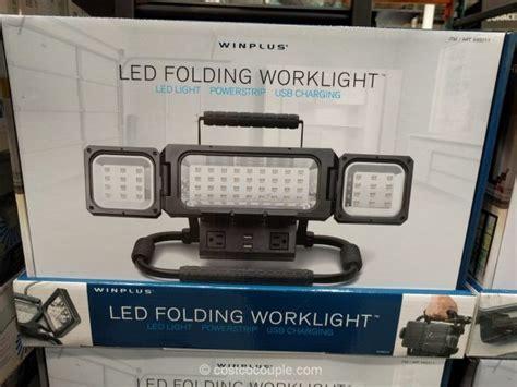 winplus led utility light winplus led folding worklight