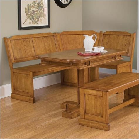 kitchen tables with benches kitchen table bench plans dining set round to corner