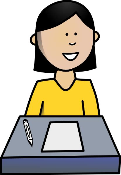 student clipart student clip at clker vector clip