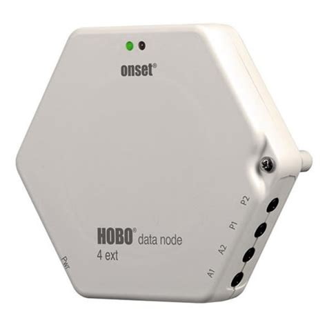Wireless Data Node 4 Analog Ports Zw 006 onset ux120 006m hobo 4 channel analog data logger jual