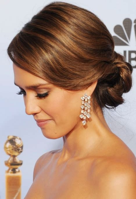 bridesmaid hairstyles jessica alba updos for wedding for long hiar with veil half up 2013 for