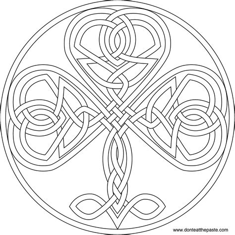 Adult Coloring Pages Celtic Knots Coloring Home Celtic Knot Coloring Pages