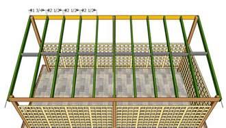 Two Car Carport Plans by Building A Simple Carport Carport Plans Free
