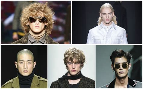 what is the current hair grooming trend for your pubic region 必跟天橋男模髮型 hottest hair trend from the runway esquire hk