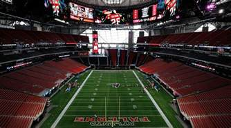 Mercedes Football Stadium Falcons Fil A At New Stadium Closed On Sundays Si