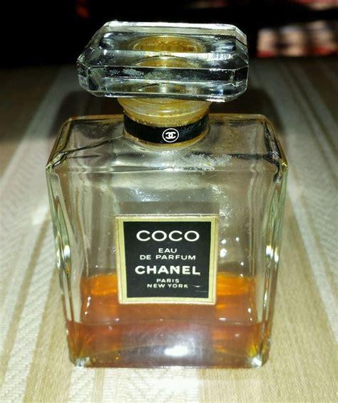 Sho Caviar Hanasui vintage coco chanel perfume in original