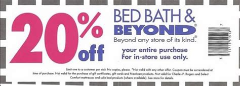 bed bath beyond coupons printable 2017 2018 best cars reviews