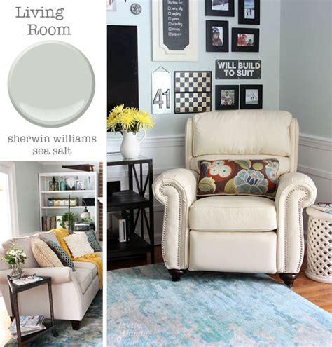 sea salt paint living room paint colors in my home pretty handy