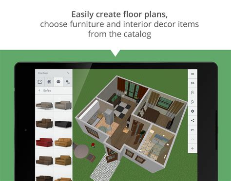 5d home design online planner 5d indir android i 231 in ev tasarımı ve dekorasyonu
