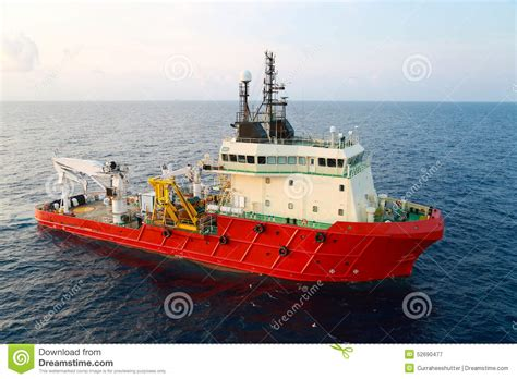 boat shipping stocks supply boat operation shipping any cargo or basket to