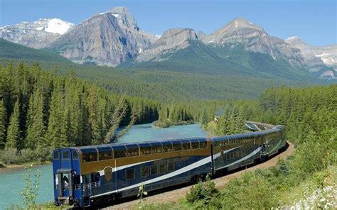 rocky mountaineer canada   budget alternative