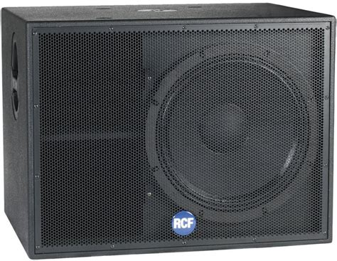 Speaker Acr C 1018 W driverack parameteres for colossus 18xb in rcf cab speakerplans forums