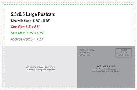 direct mail postcards design print mail